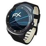 atFoliX Film Protection d'écran Compatible avec LG G Watch R Protecteur d'écran,...