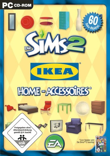 Die Sims 2: IKEA - Home Accessoires