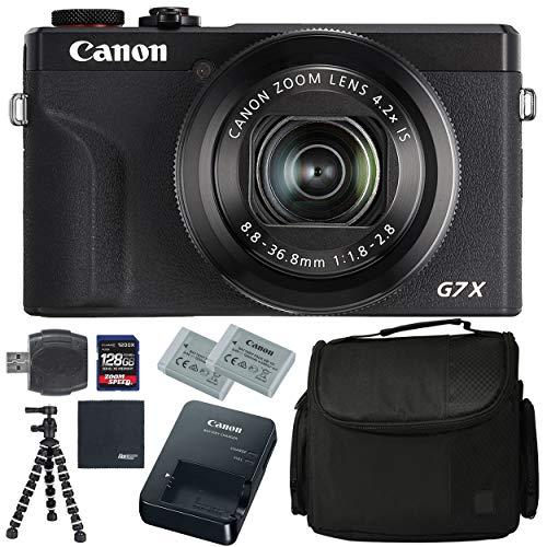 Canon PowerShot G7 X Mark III Digital Camera...