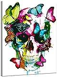 WISKALON Pintar por Numeros Kits 40 X 50 cm DIY pintura al óleo para Adultos y Niños DIY Pintura...