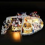 LIGHTAILING Conjunto de Luces (Star Wars Traición en Ciudad Nube) Modelo de Construcción de Bloques - Kit de luz LED Compatible con Lego 75222 (NO Incluido en el Modelo)