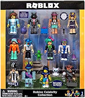 Roblox Celebrity Series Target Exclusive 12pk Figurines