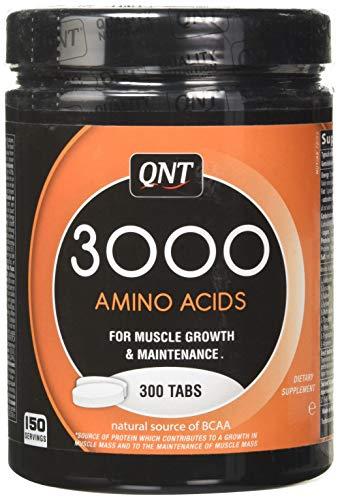 Qnt Amino Acid 3000 mg Supplement, 300-Count