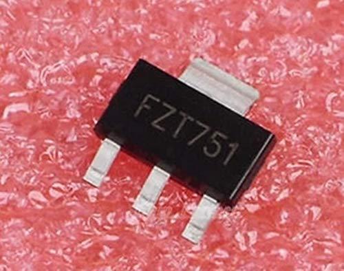 10PCS FZT751TA FZT751 SOT-223