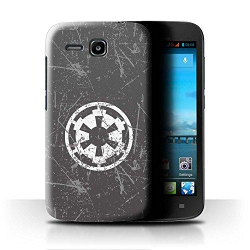 Hülle Für Huawei Ascend Y600 Galaktisches Symbol Kunst Galaktisches Imperium Inspiriert Design Transparent Ultra Dünn Klar Hart Schutz Handyhülle Case