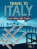 Travel to Italy: Learn Italian with Puzzles (Italian Language Learning Puzzle Book)
