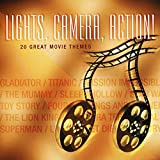 Lights, Camera, Action! - 20 Great Movie Themes