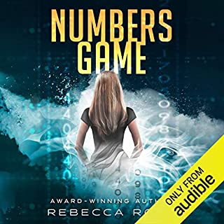 Numbers Game audiobook cover art