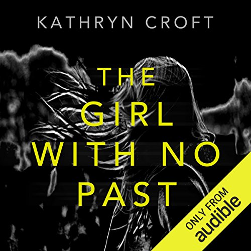 The Girl with No Past audiobook cover art