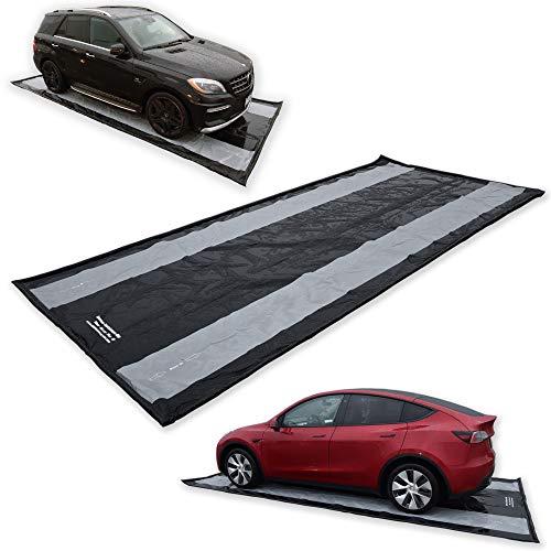Seamax Floor Saver Plus18 Garage Containment Mat...