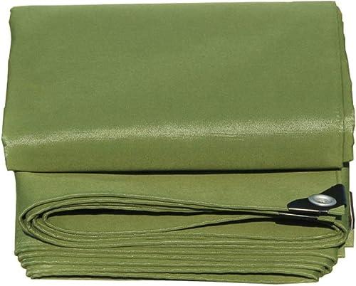 CXSM-Bache Toile Imperméable Toile Renforcée Toile Imperméable Piscine Toile Imperméable Toile Toile Toile Toile Piscine Toile Imperméable Renforcée (Couleur   Vert, Taille   2x4m)