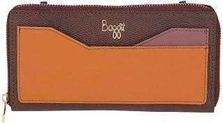 Baggit Lz Aslant Y G Women's Handbag (Brown)