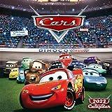 Cars Calendar 2022: CARTOON OFFICIAL Calendar 2022-2023 ,Calendar Planner 2022-2023 with High Quality Images