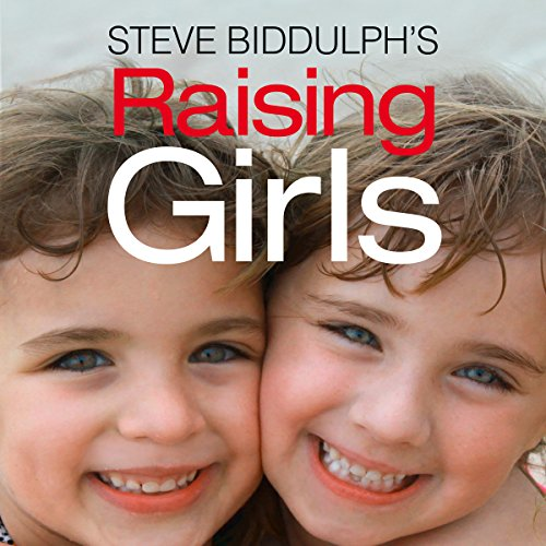 Raising Girls audiobook cover art