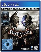 BATMAN ARKHAM KNIGHT GAME OF THE YEAR EDITION PlayStation 4 by Rocksteady Studios