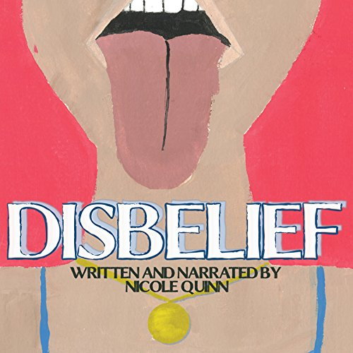 Disbelief audiobook cover art