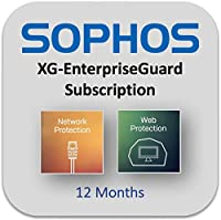 Sophos XG 85 EnterpriseGuard with Enhanced Support - 12 Month - RENEWAL
