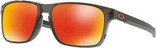 Oakley Men's OO9385 Holbrook Mix Asian Fit Rectangular Sunglasses