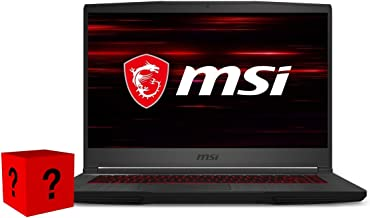 "XPC GF65 Thin by MSI Gaming Laptop (Intel Core i7-9750H, 8GB DDR4 RAM, 512GB NVMe SSD, GeForce GTX 1660 Ti 6GB, 15.6"" 144H..."