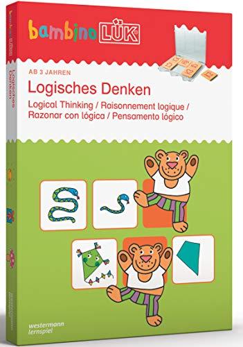 bambinoLÜK-Sets: bambinoLÜK-Set: 3/4/5 Jahre: Logisches Denken