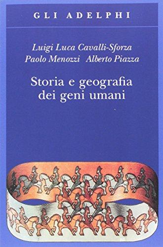 Storia e geografia dei geni umani