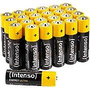 Intenso Energy Ultra AA Mignon LR6 Alkaline Batterien 24er Box