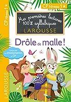 Mes premieres lectures Larousse CP Niveau 1/Drole de malle !