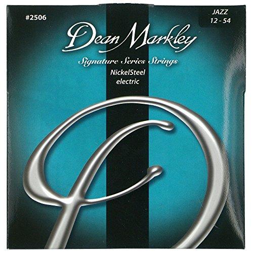 Dean Markley 2506B - Juego de cuerdas para guitarra eléctrica de acero...