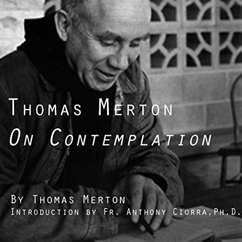 Thomas Merton on Contemplation audiobook cover art