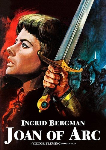 Joan of Arc (70th Anniversary) -  DVD, Victor Fleming, Ingrid Bergman