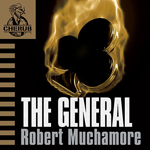 Cherub: The General audiobook cover art