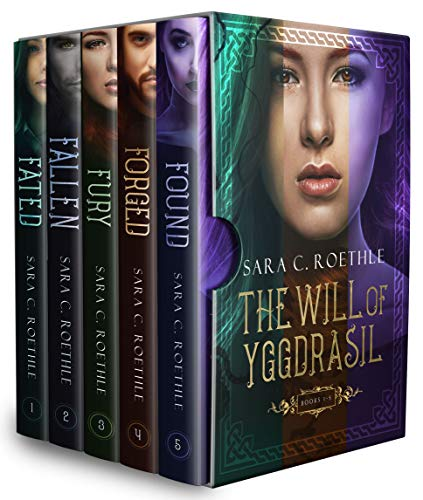 The Will of Yggdrasil: The Complete Series (Books 1-5)