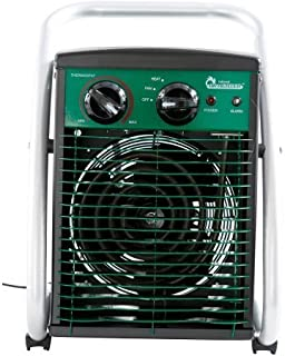 Dr. Infrared Heater Greenhouse Heater, 1500W   Lightweight and Portable