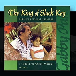 The King Of Slack Key - The Best of Gabby Pahinui Vol. 1【CD】 [並行輸入品]