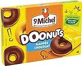 ST MICHEL Donut Nappés Chocolat 180 g