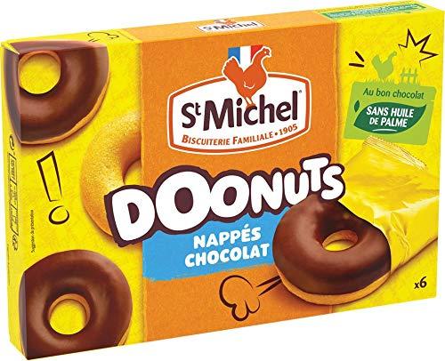 St Michel Doonuts Nappées Chocolat 180g