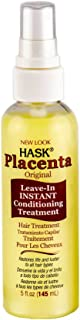Hask Placenta Instant Hair Repair Treatment For Bleached, Tinted, Damaged Hair (5 fl. oz/ 145 mL)