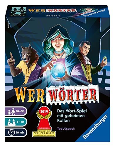 Ravensburger Kartenspiele 26025 - Werwörter