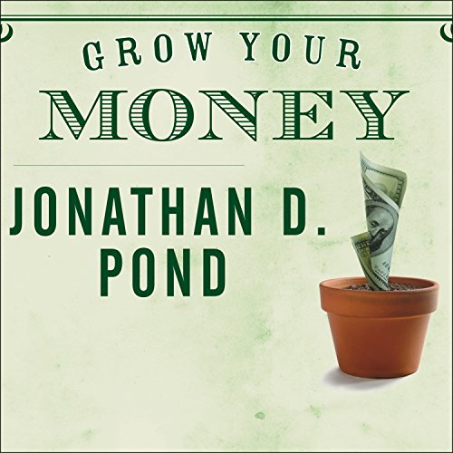 Grow Your Money audiobook cover art