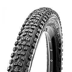 Maxxis Aggressor 29 x 2. 50wt 60 tpi folding dual compound exon/ TR tyre