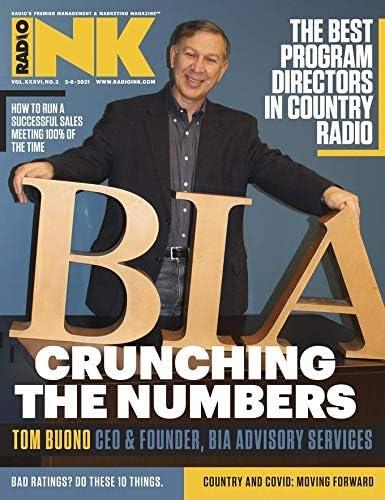 Radio Ink Magazine product image