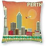 DayToy Stil Australien Perth Travel Art Poster 1 Pack