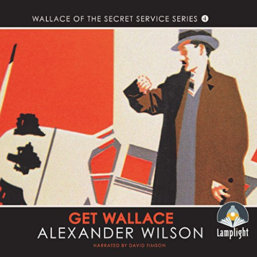 Get Wallace! audiobook cover art