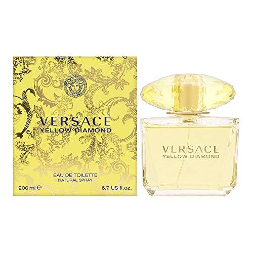 Yellow Diamond by Versace for Women 6.7 oz Eau de Toilette Spray