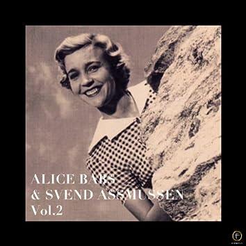 Alice Babs & Svend Asmussen, Vol. 2