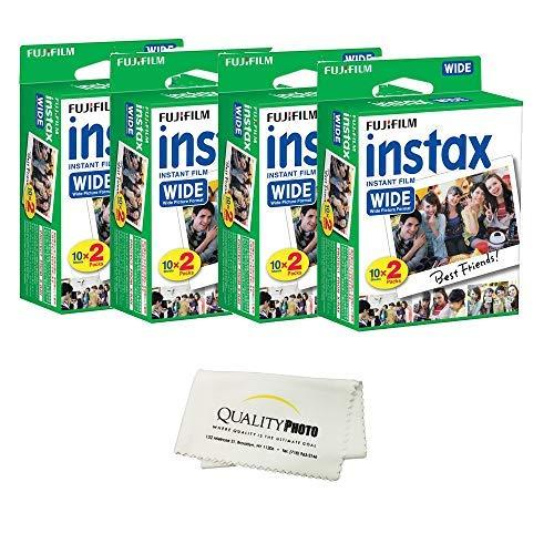 Fujifilm instax Wide Instant Film 8 Pack (80...