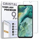 Protector de Pantalla para OPPO FIND X2 LITE - OPPO A91, Cristal Vidrio Templado Premium