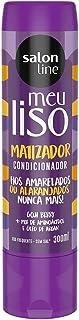 Condicionador Uso Diário 300ml Meu Liso Matizado Unit, Salon Line