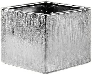 Best silver square vase Reviews