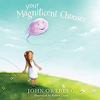 Your Magnificent Chooser audiobook cover art